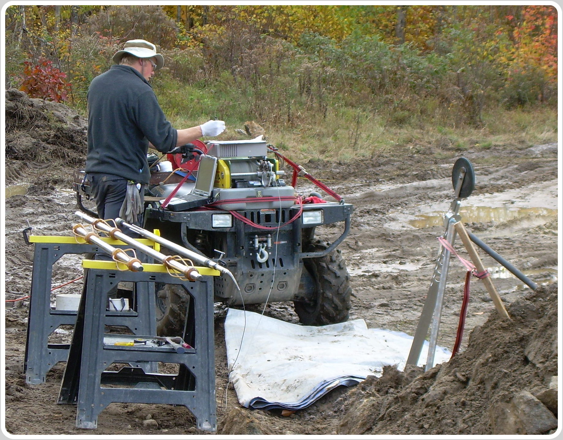 ATV Logging
